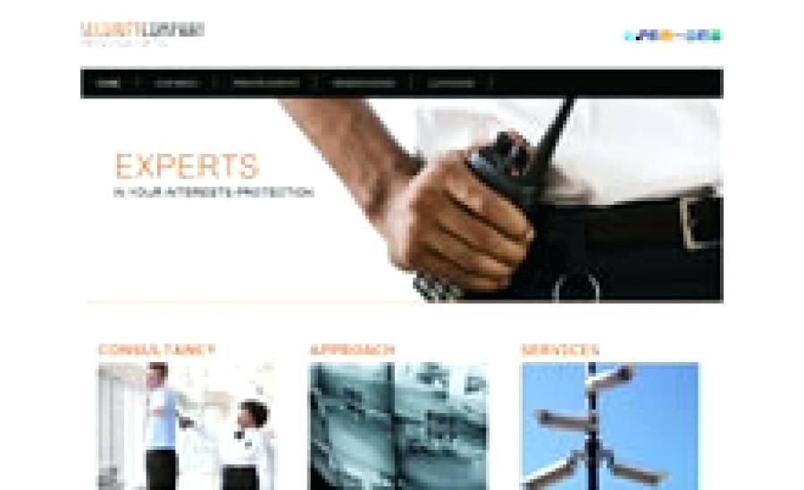 Security Company Letterhead Templates