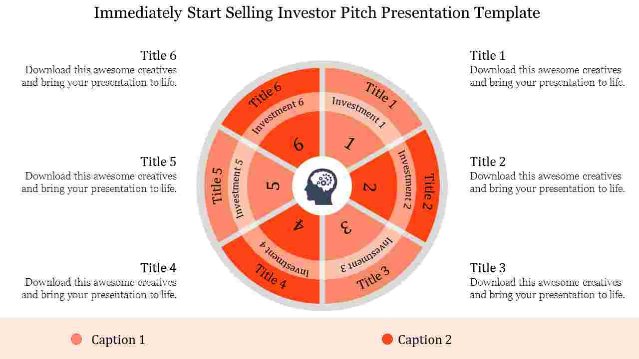 Selling Presentation Template