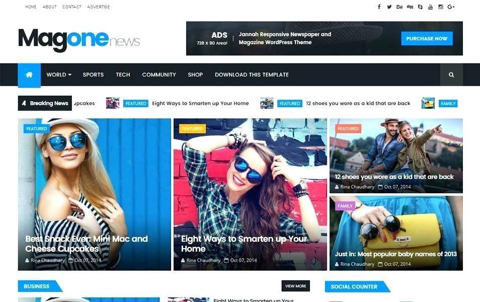 Seo Template WordPress Free
