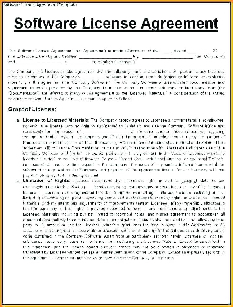 Service Reseller Agreement Template