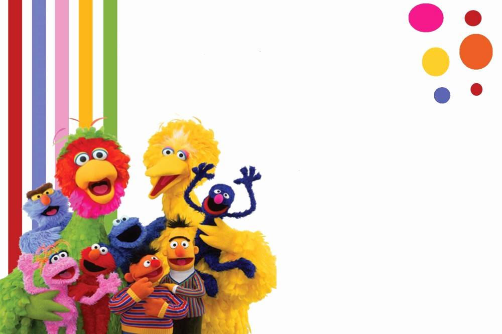 Sesame Street Invitations Template Free