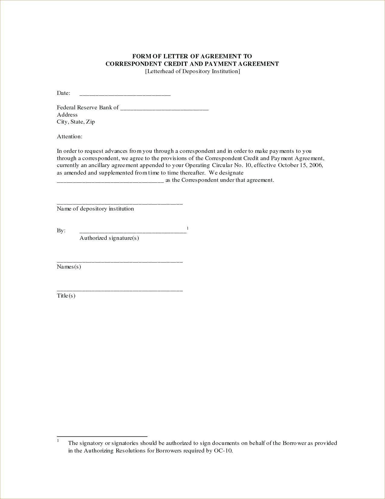Settlement Agreement Cover Letter Template