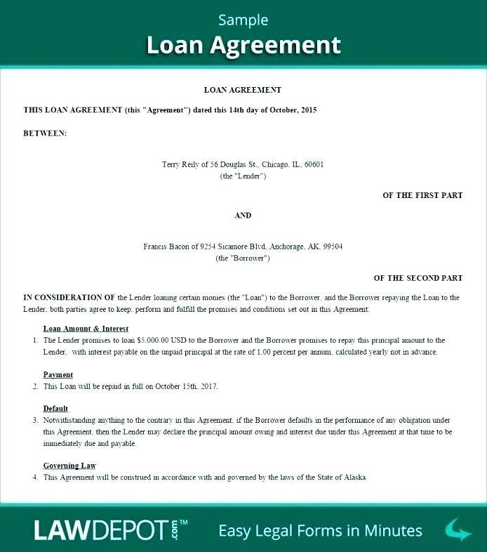 Shareholder Loan Agreement Template Malaysia