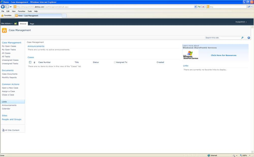 Sharepoint 2010 Templates Download