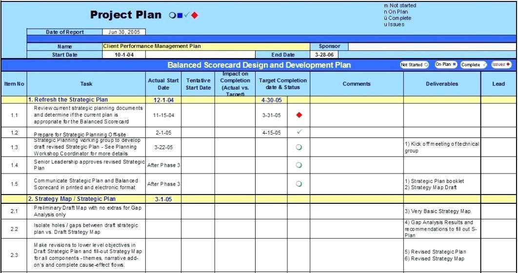 Sharepoint 2013 Project Plan Template