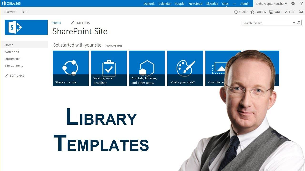 Sharepoint 2013 Templates