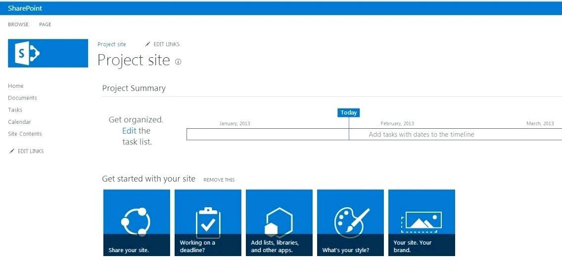 Sharepoint 2013 Website Templates Free Download