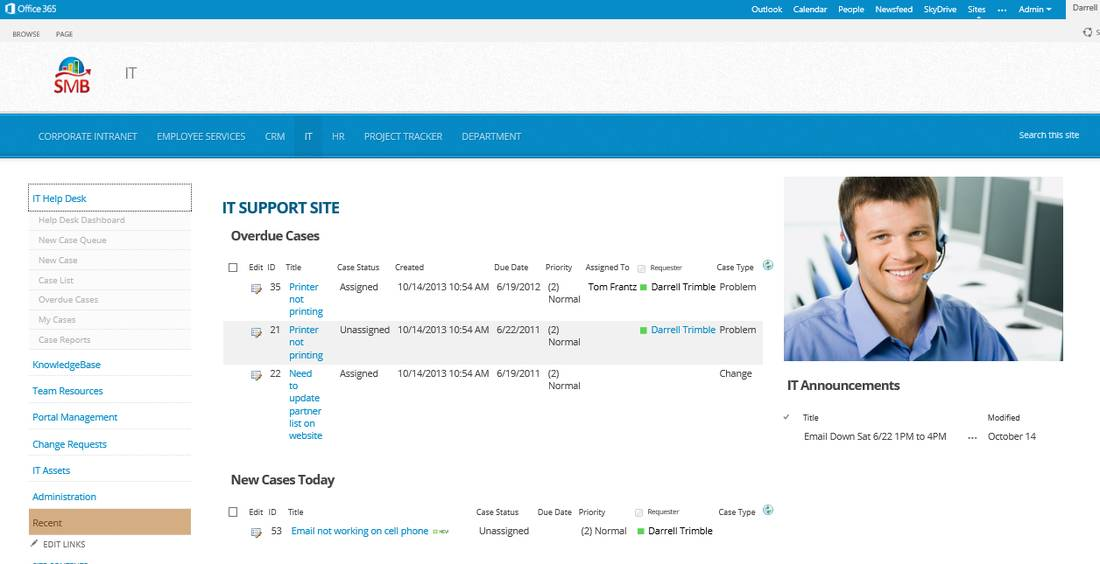 Sharepoint Intranet Template Free