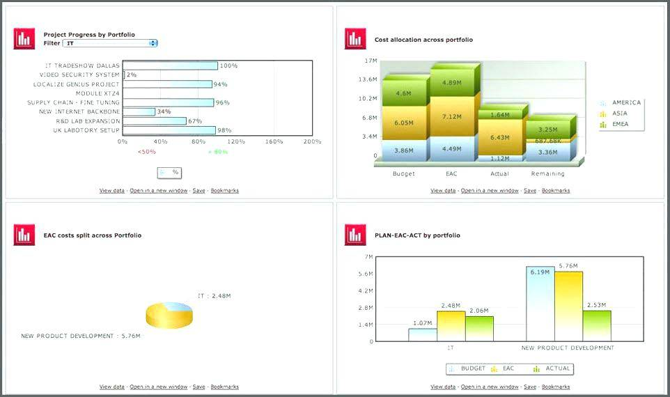 Sharepoint Project Portfolio Management Template