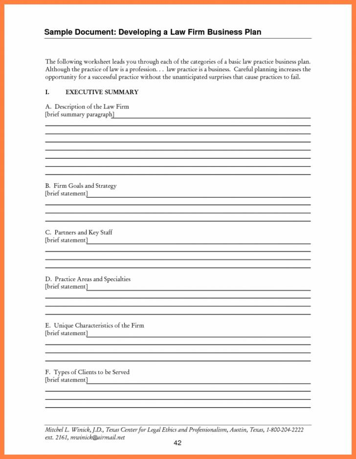 Short Film Business Plan Template