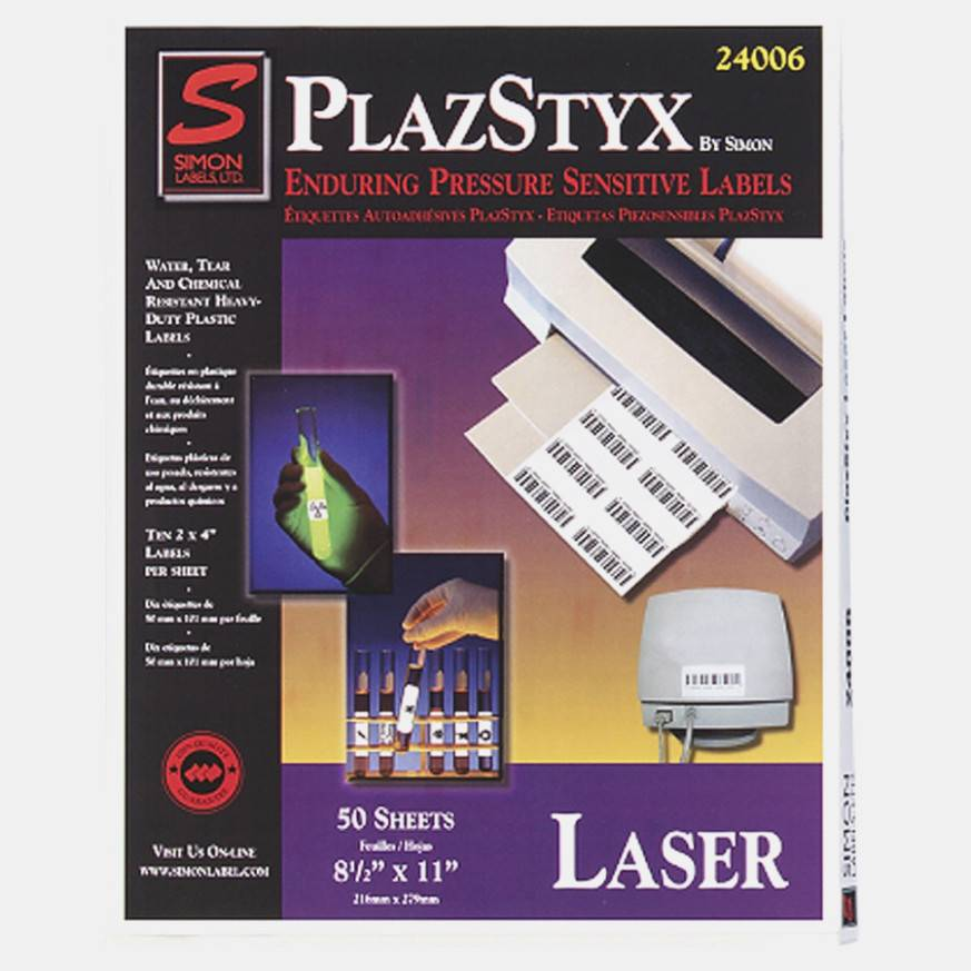 Simon Laser Labels 24000 Template