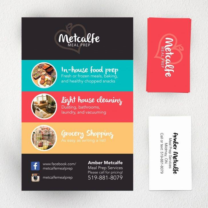 Simple Business Flyer Templates Free