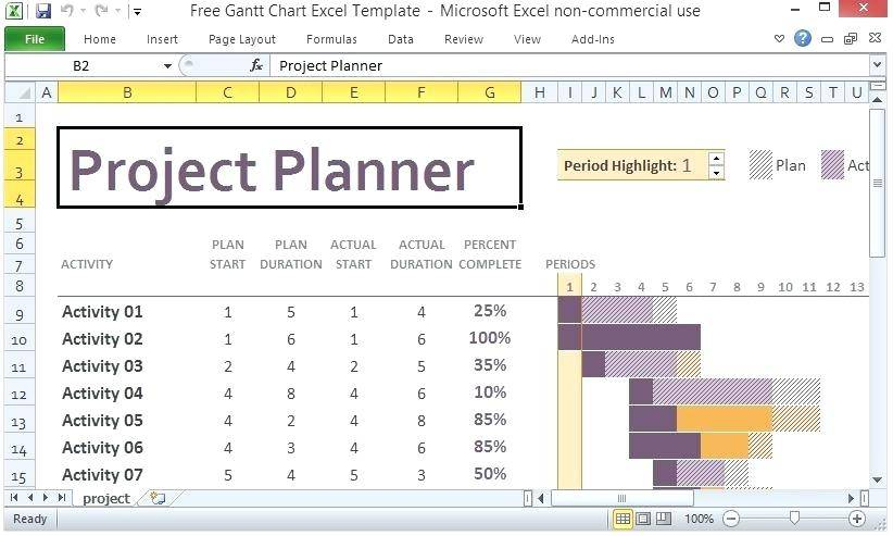 Simple Excel Database Templates