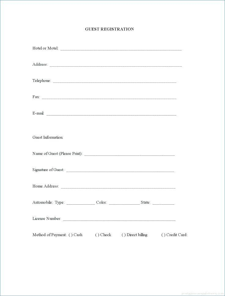 Simple Farm Land Lease Template