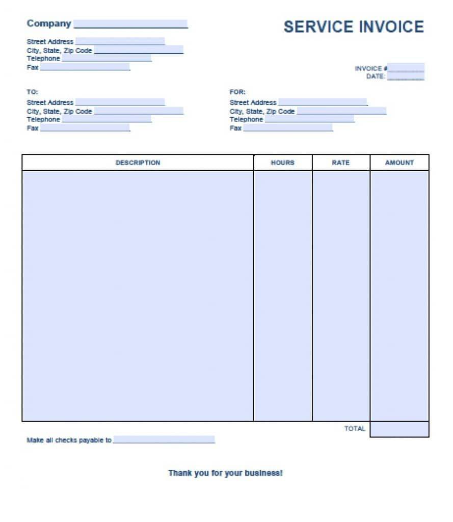 Simple Invoices Templates