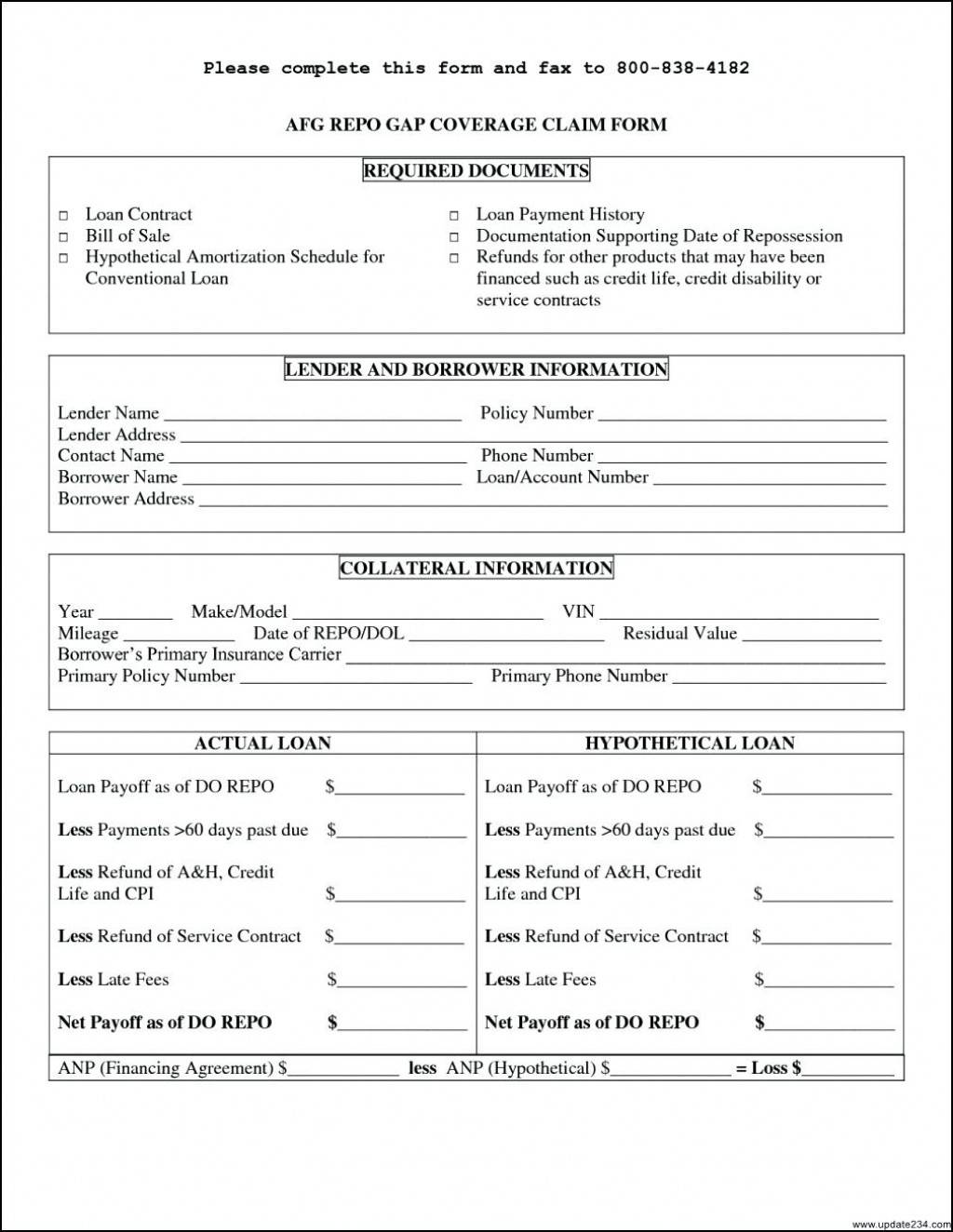 Simple Loan Agreement Template Free India