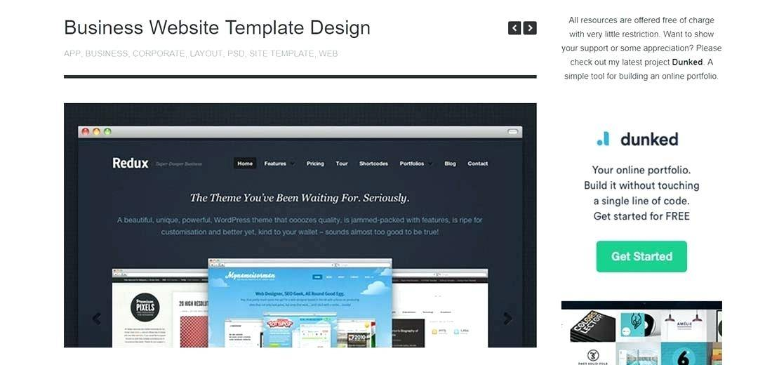 Simple Php Ecommerce Template
