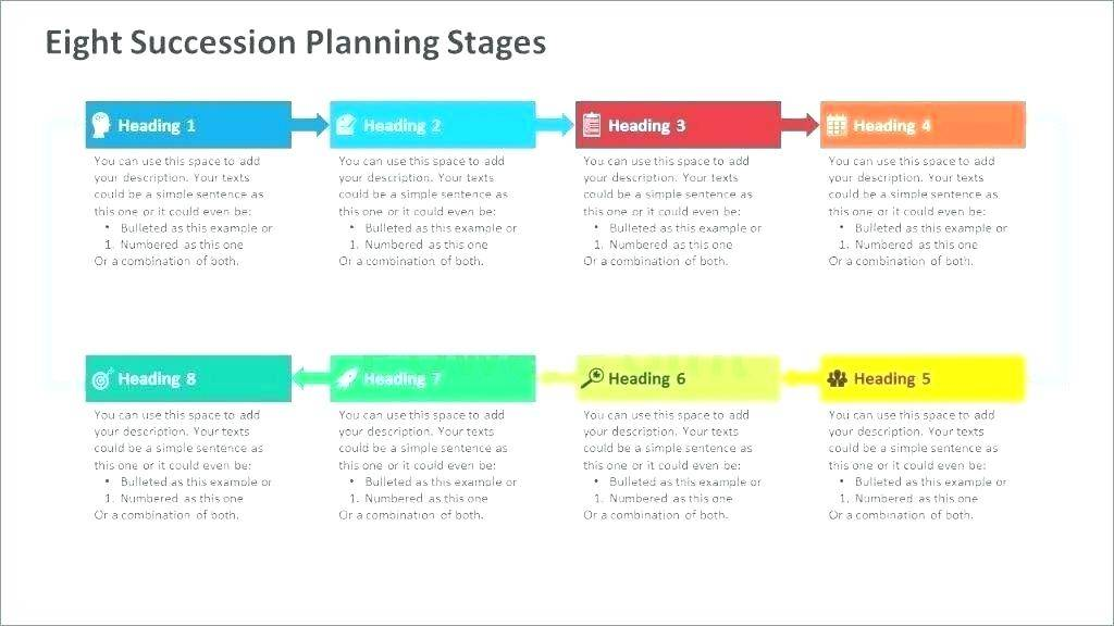 Simple Strategic Plan Template Ppt