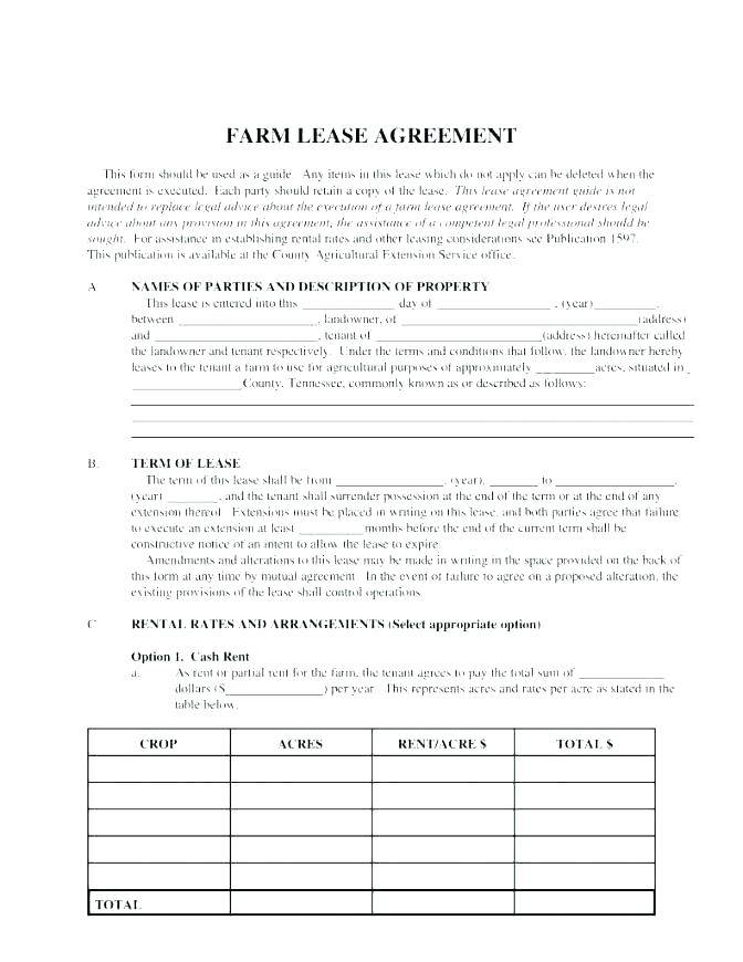 Simple Subscription Agreement Template