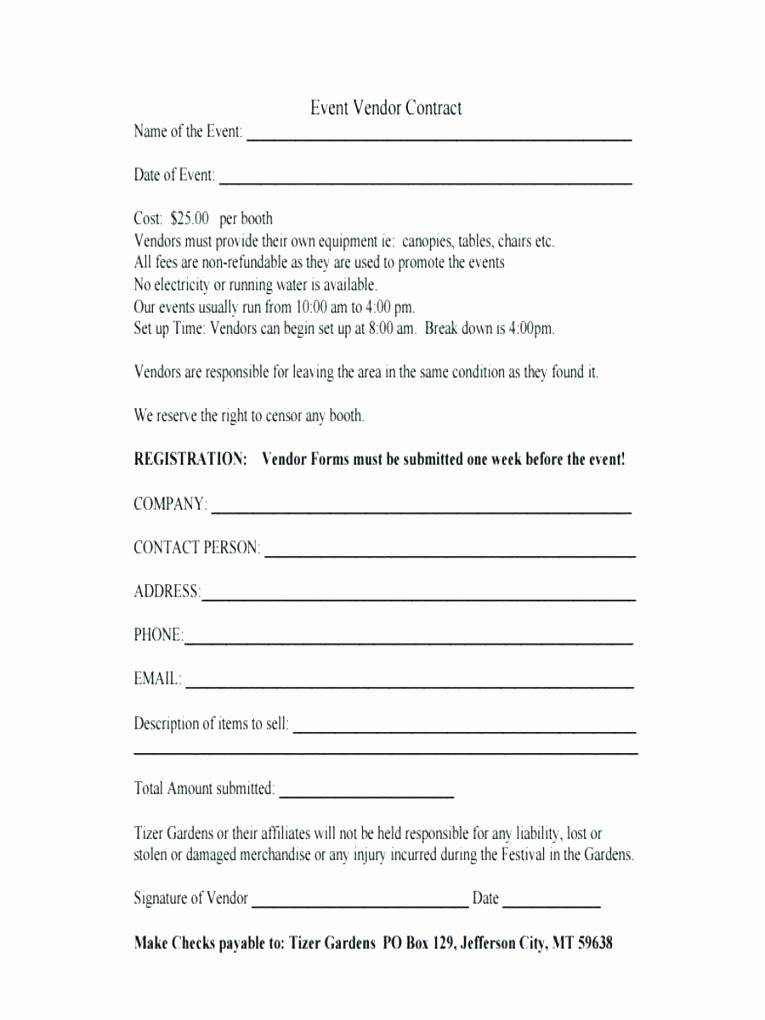 Simple Supplier Agreement Template