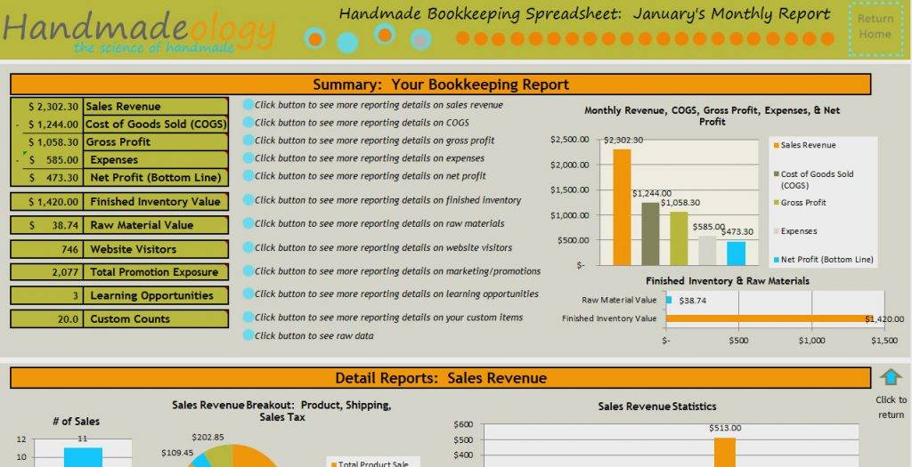 Small Business Excel Accounting Template Australia