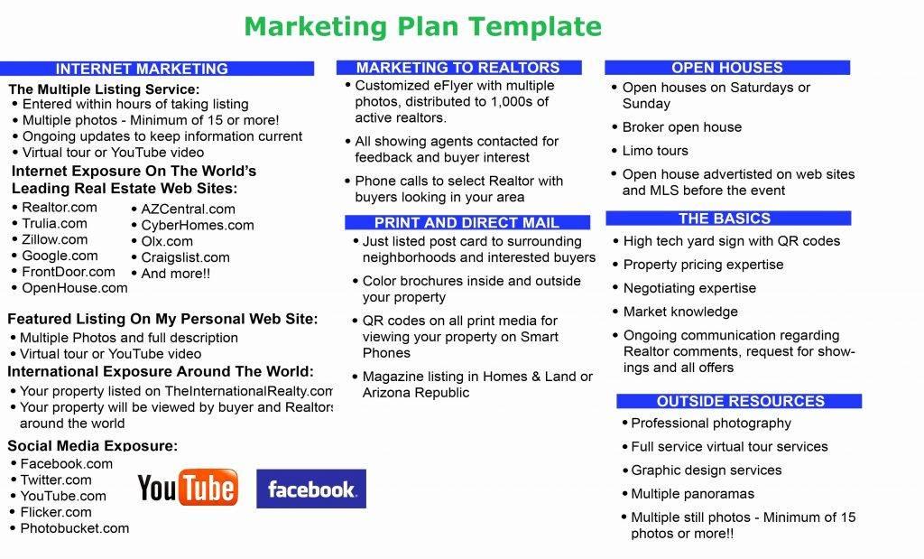 Social Media Marketing Proposal Template Free