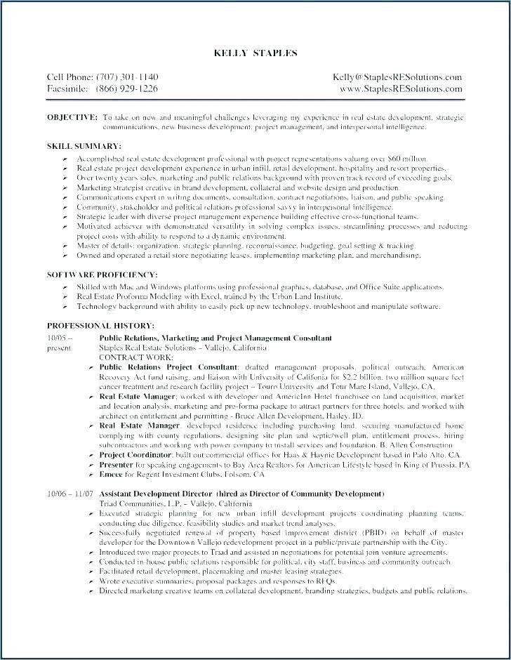 Software Development Proposal Template Doc