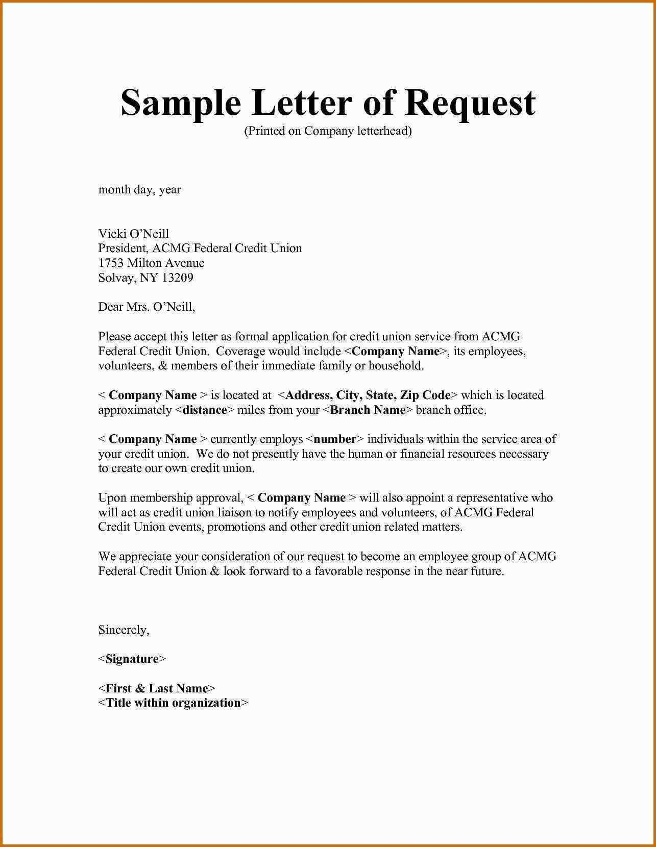 Solicitation Letter For Donations Template
