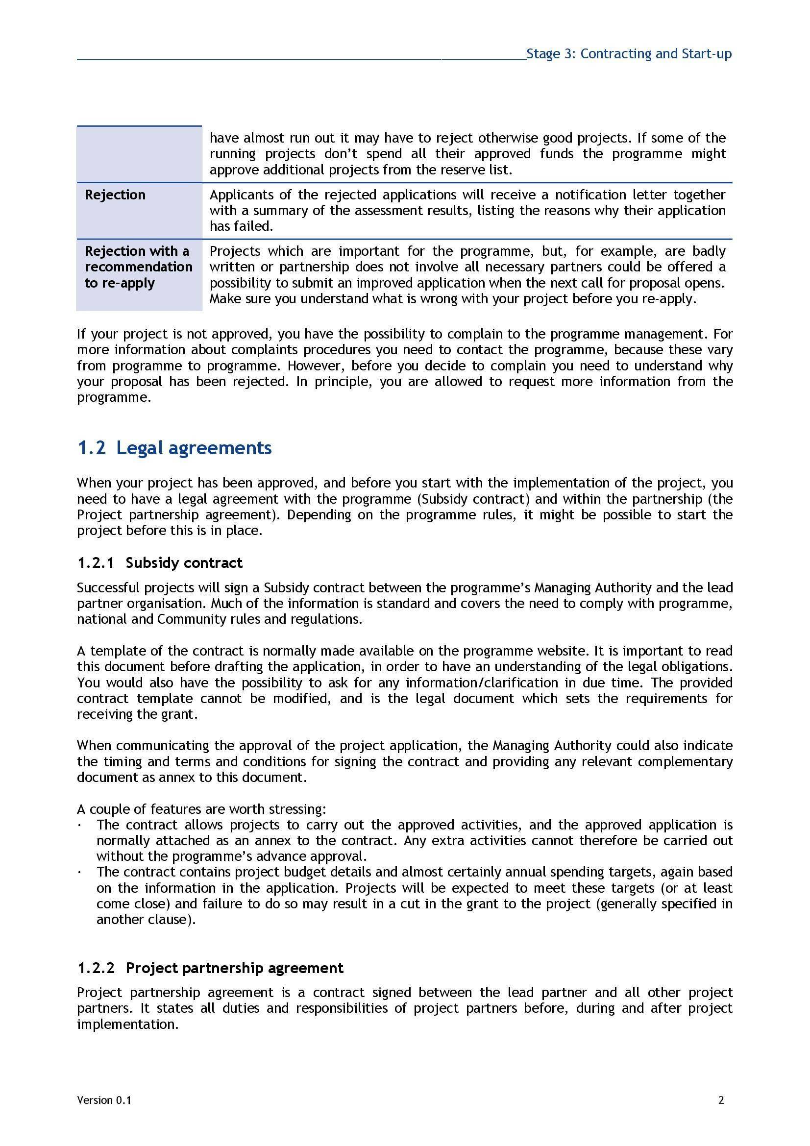 South African Partnership Agreements Templates