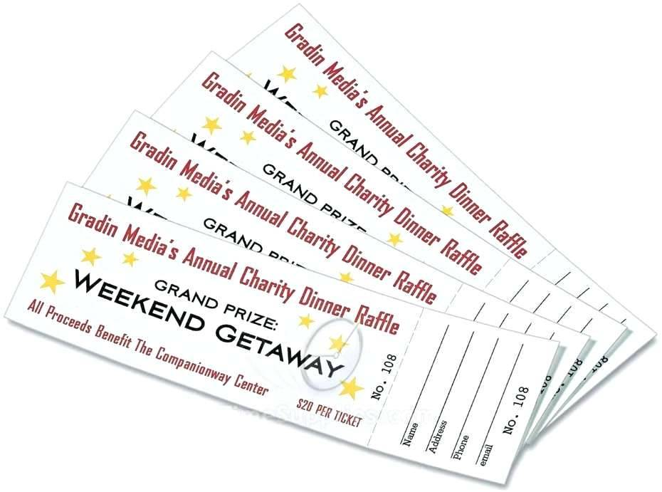 Staples Custom Event Tickets 32925 Template