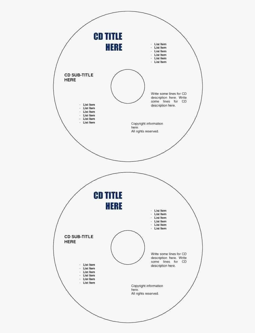 Staples Templates For Cd Labels