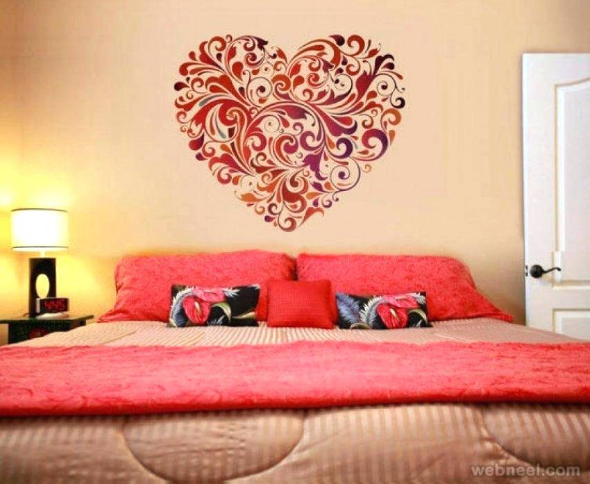 Stencil Designs For Bedroom Walls