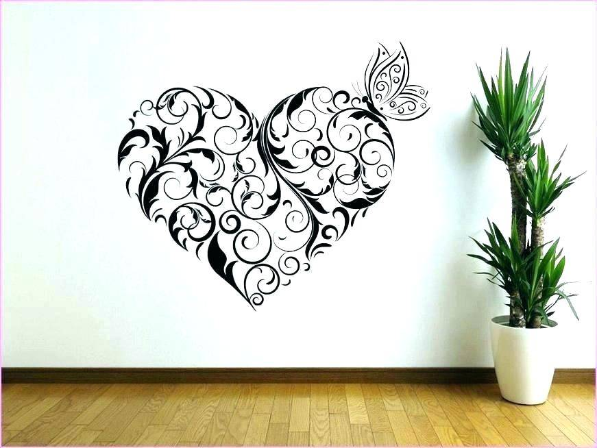 Stencil Designs For Walls Modern