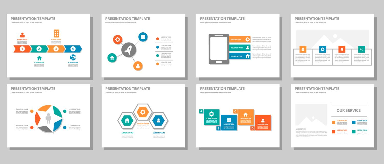 Stock Pitch Powerpoint Template