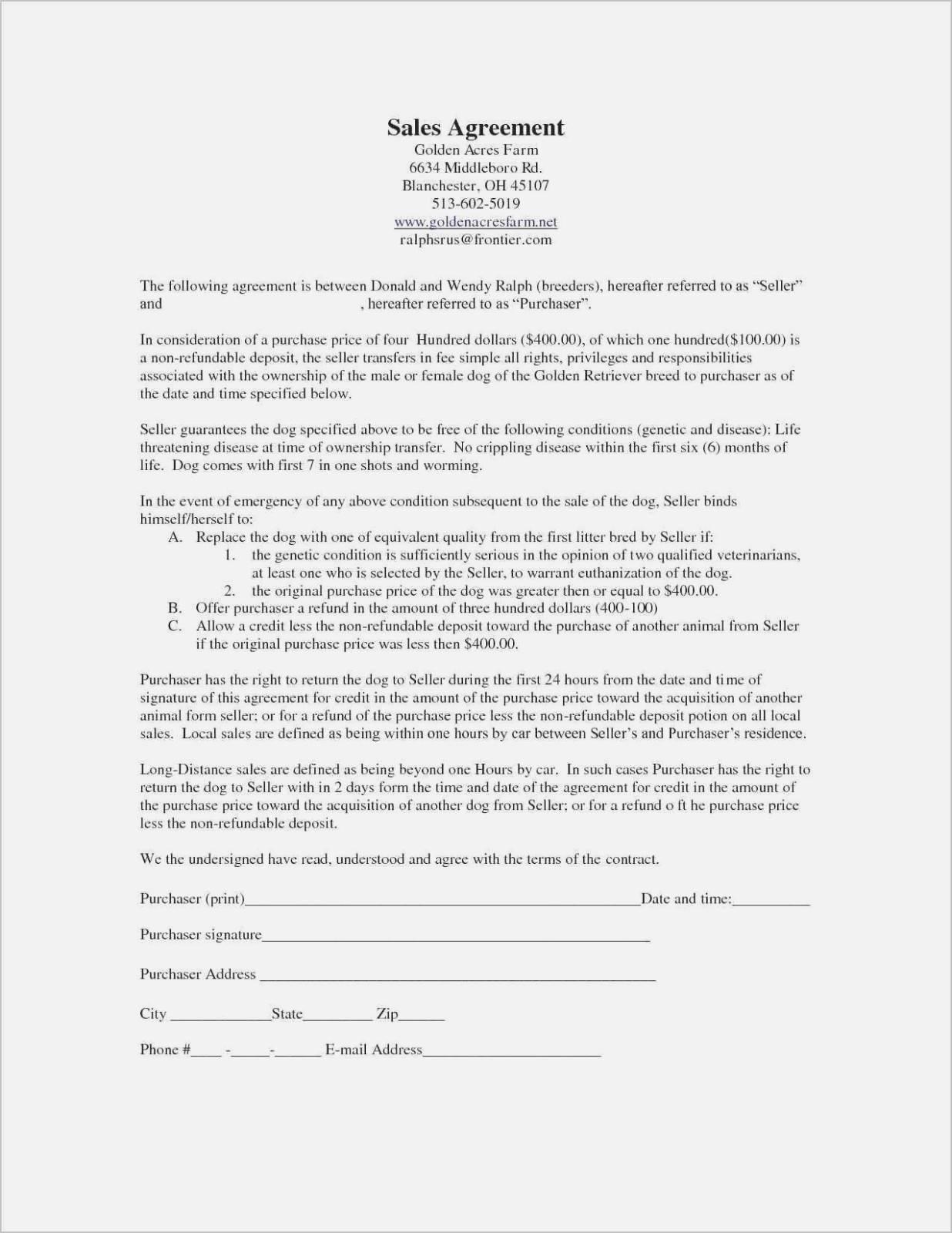 Subcontractors Contract Template