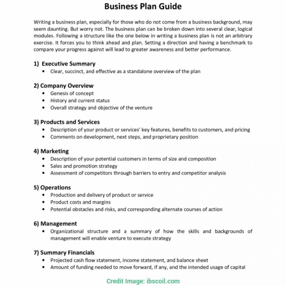 Subway Franchise Business Plan Example