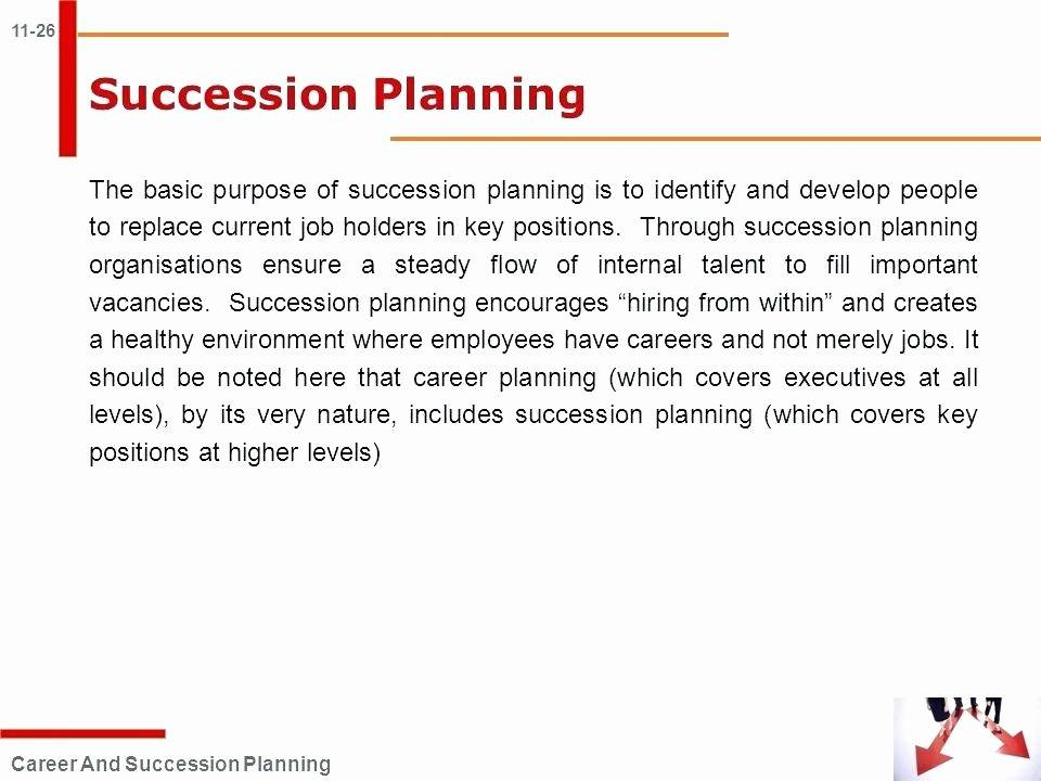 Succession Planning Template Doc