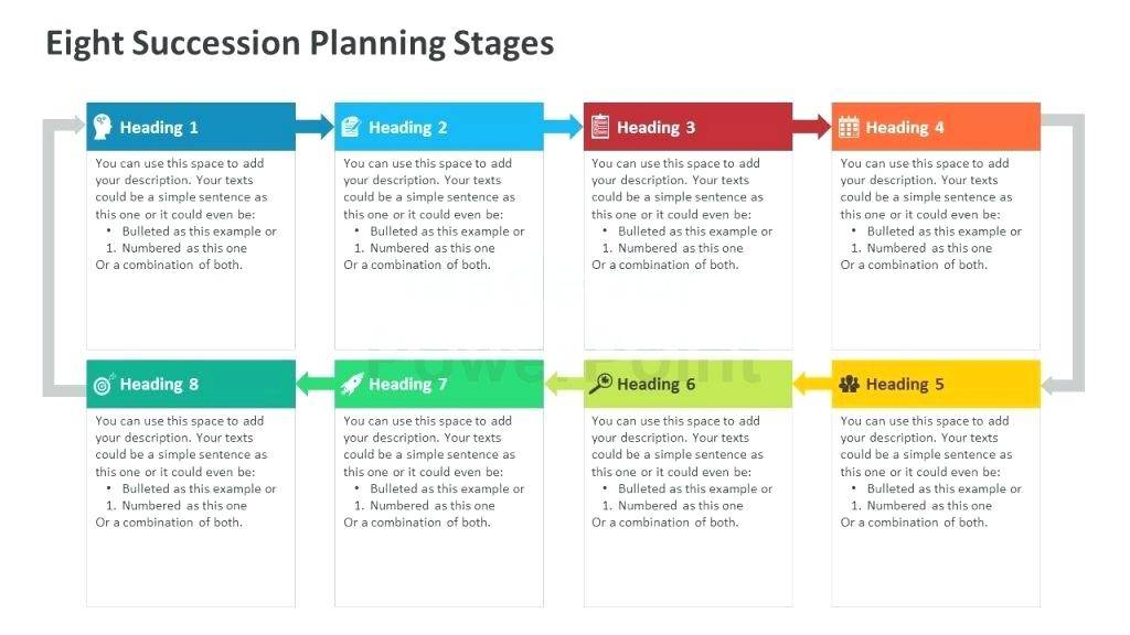 Succession Planning Templates Excel