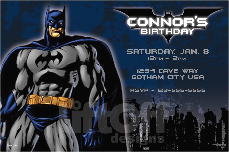 Superman Invitations Templates Free