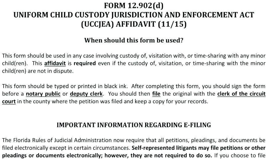 Supreme Court Affidavit Template Nsw