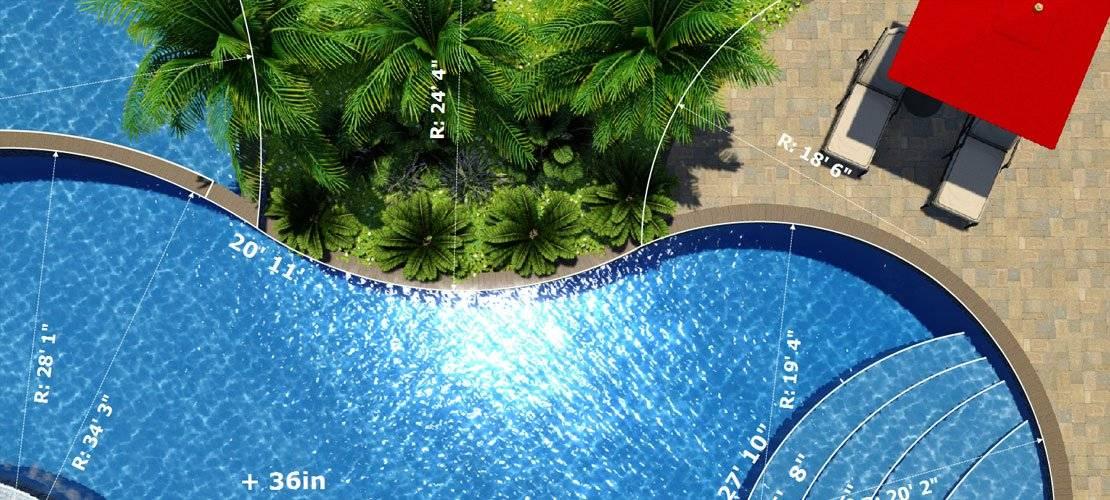 Swimming Pool Design Templates
