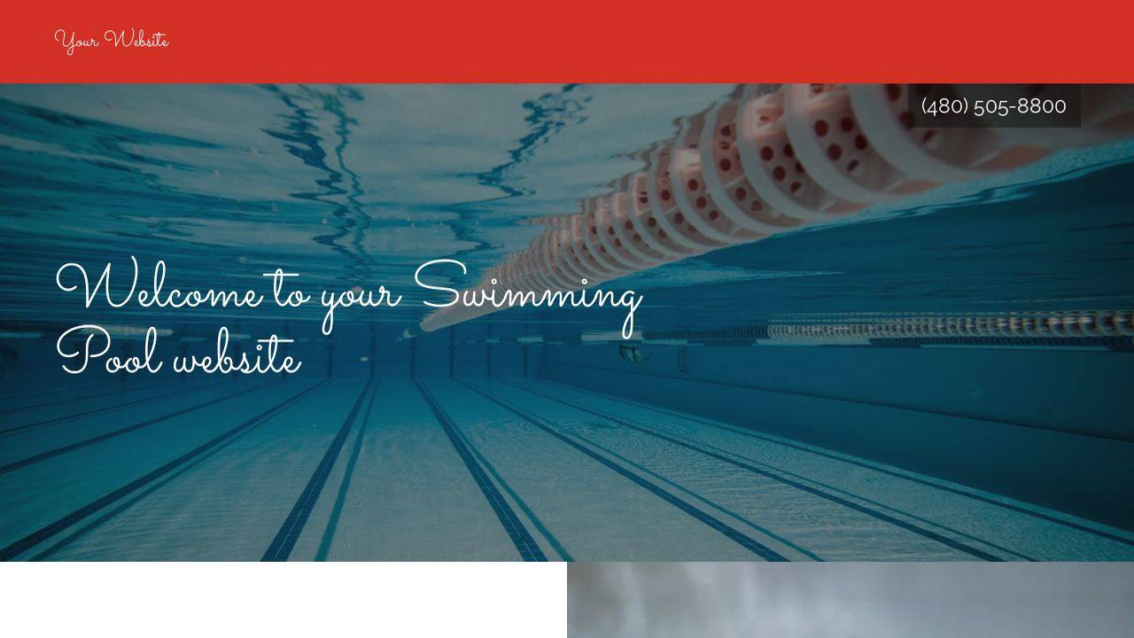 Swimming Pool Templates
