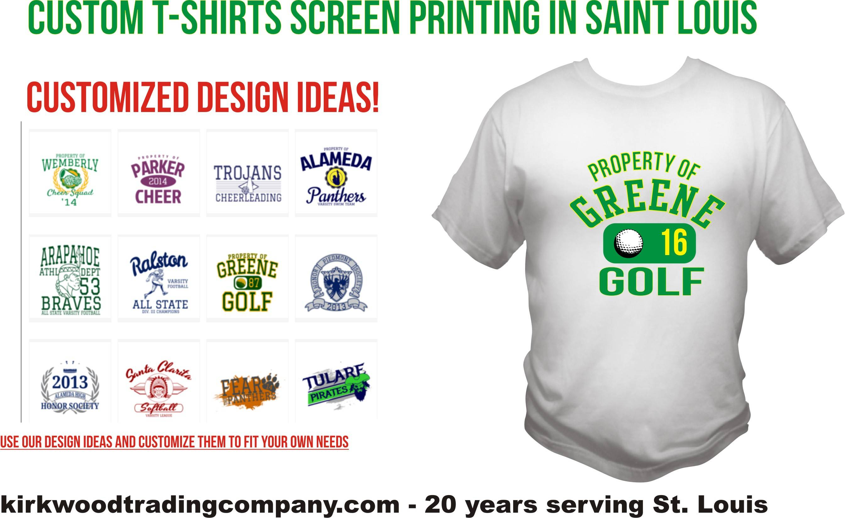 T Shirt Printing Design Template