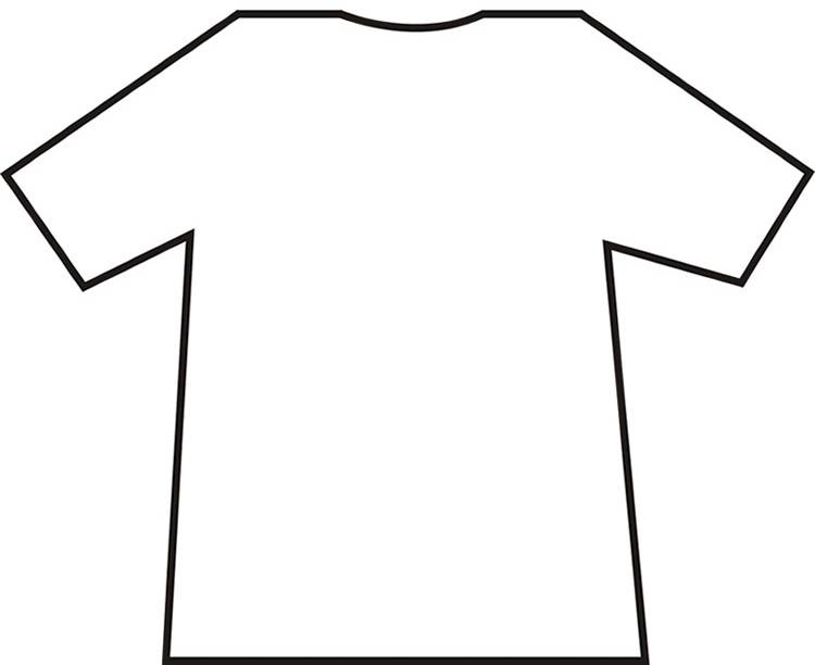 T Shirt Transfer Template