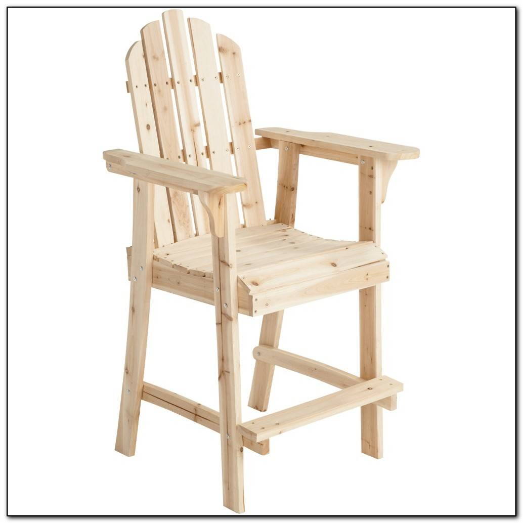 Tall Adirondack Chair Templates