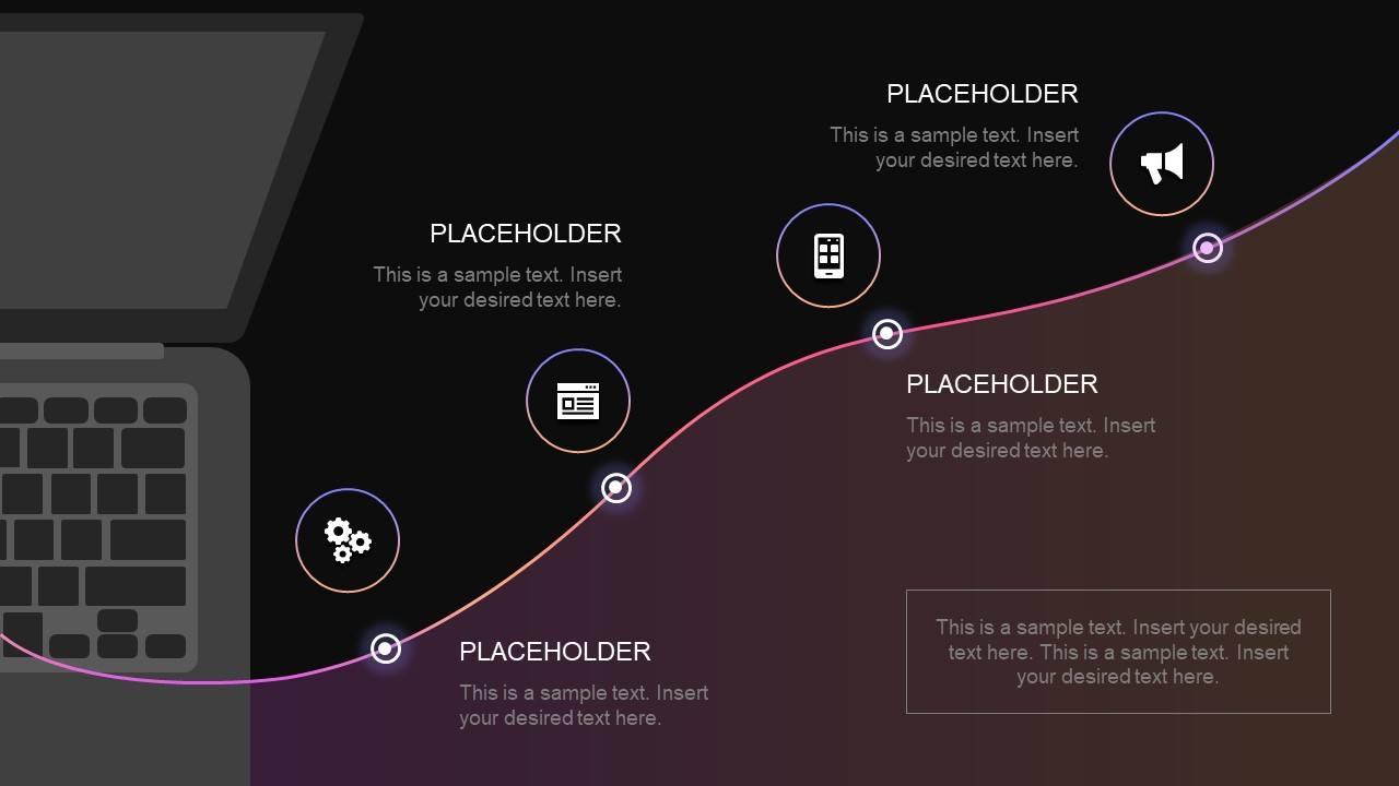 Technology Roadmap Powerpoint Template
