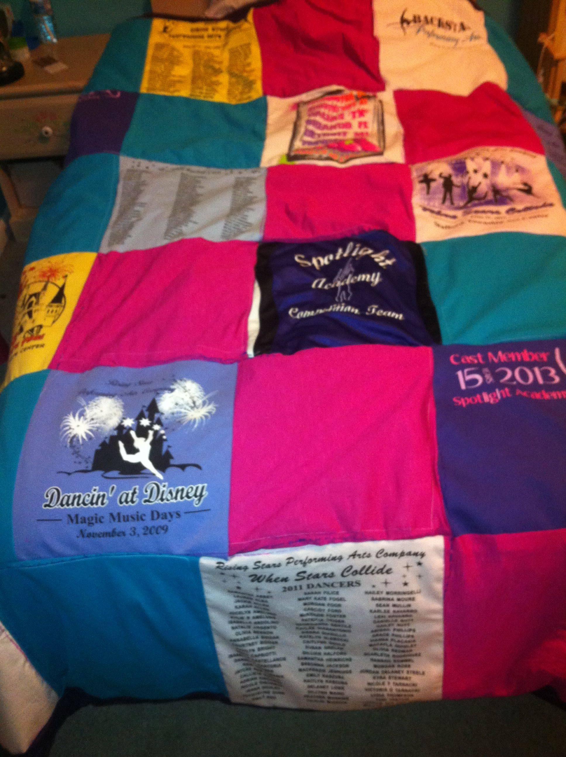 Tee Shirt Quilt Patterns