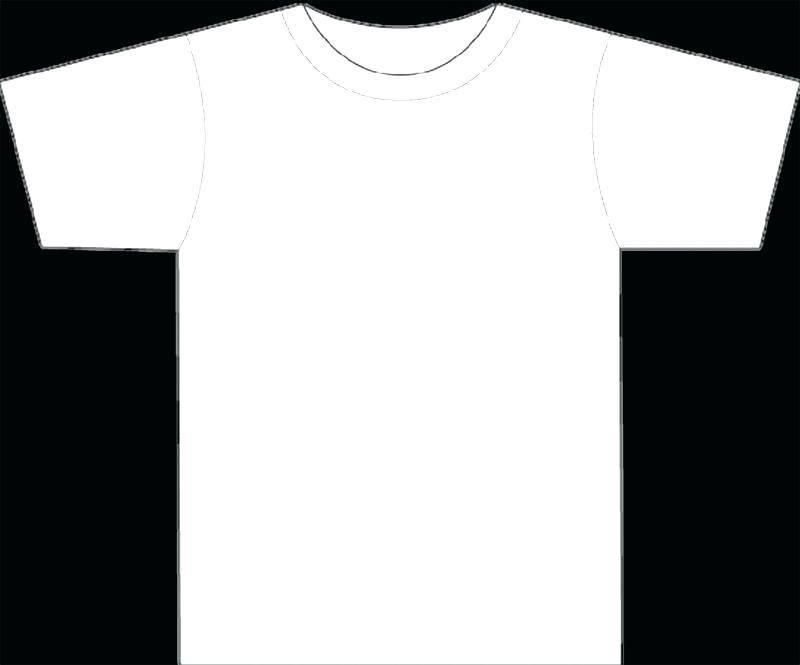 Tee Shirt Template Photoshop