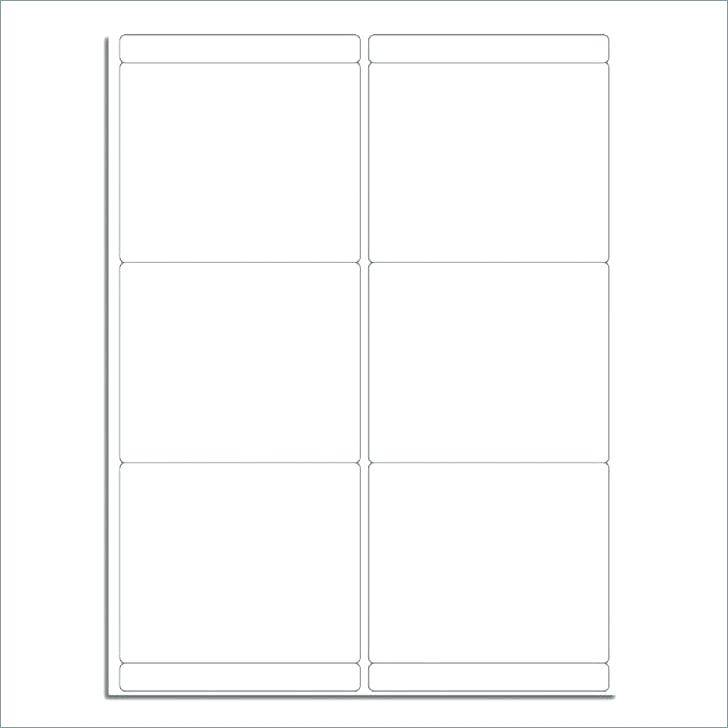 Template For Address Labels 14 Per Sheet