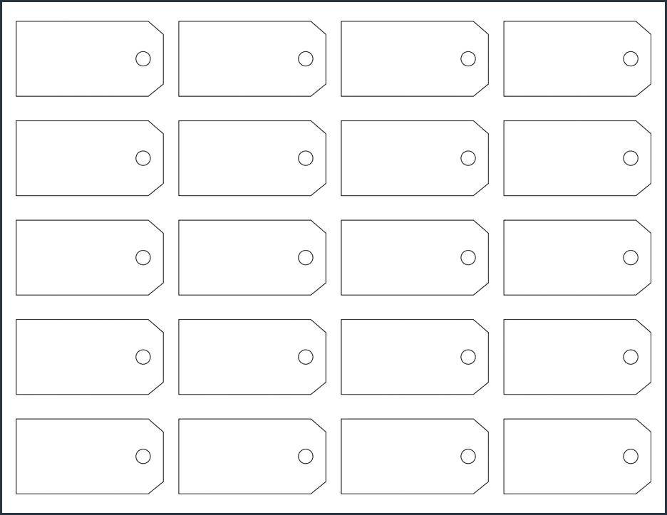 Template For Address Labels Avery 8160